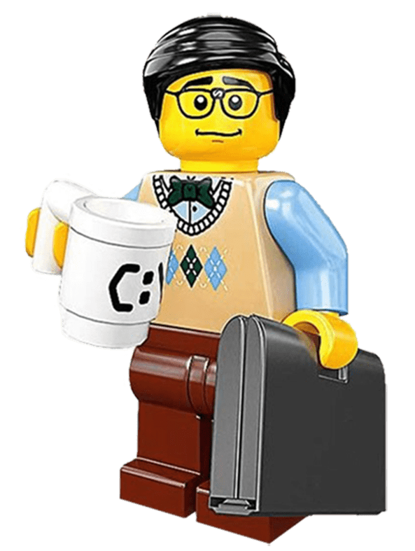Lego Computer Programmer