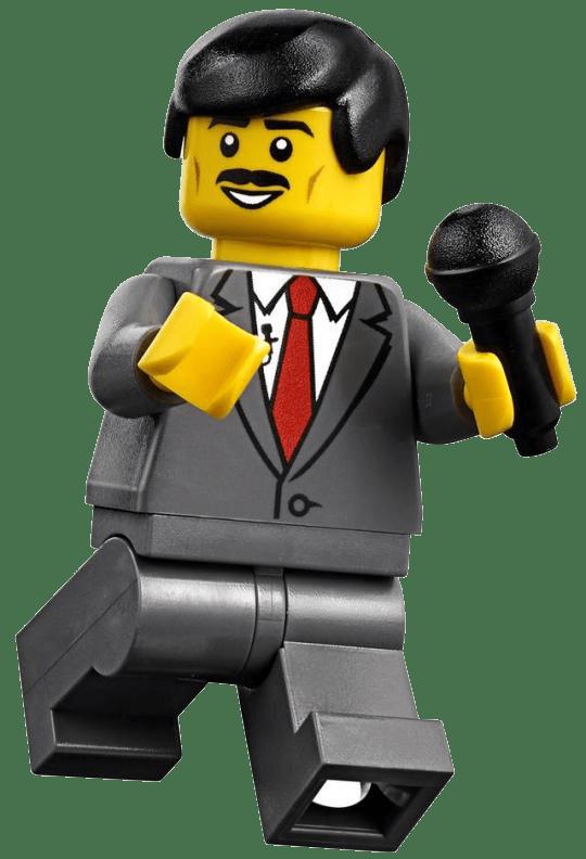 Lego Reporter